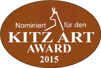 KITZ ART Award Nominierung 2015